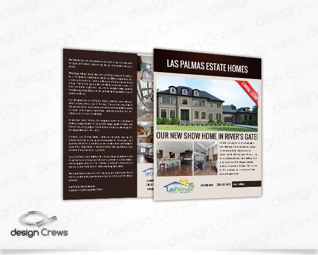 Website Design Las Palmas Estate Homes